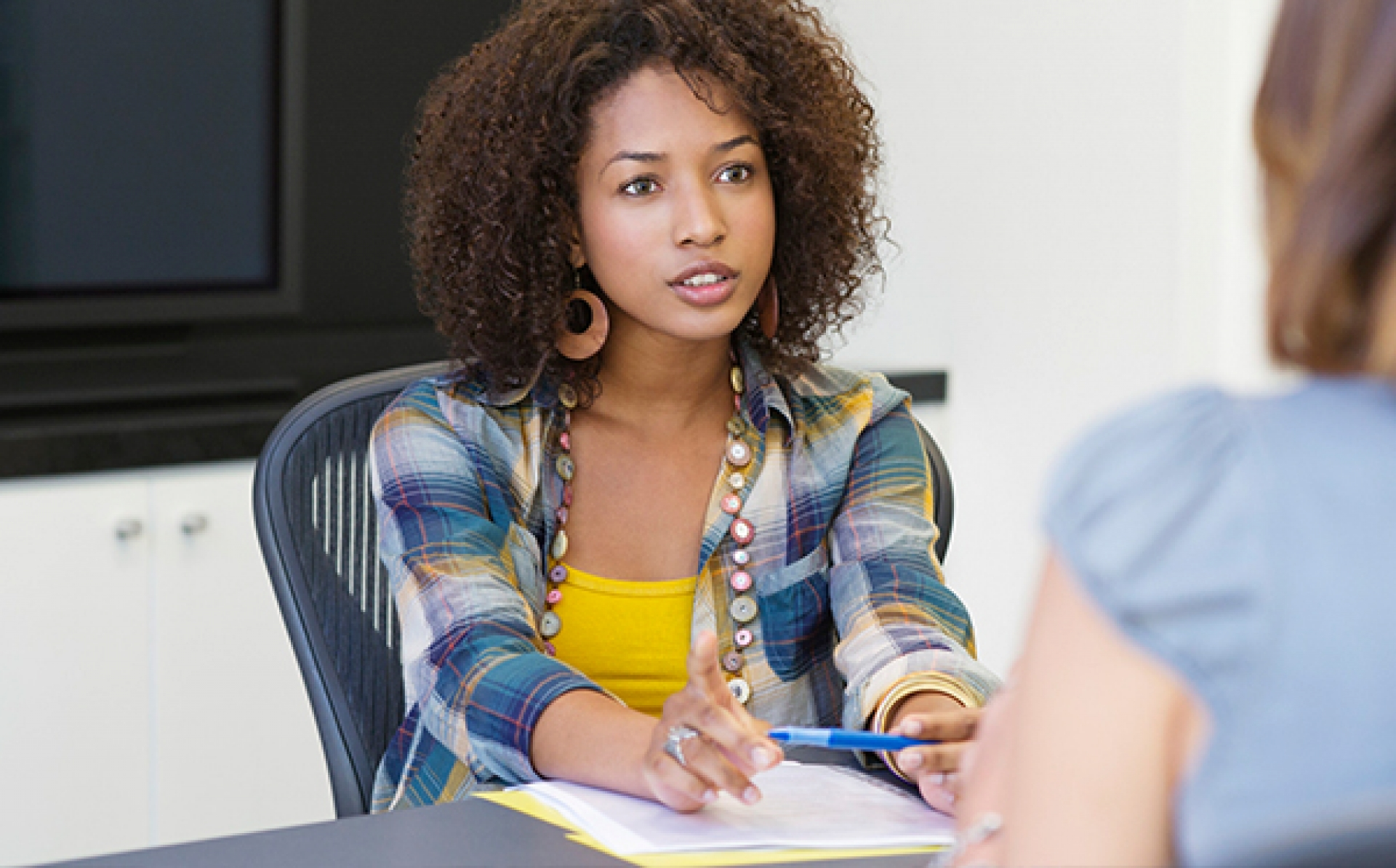 Teenage interviewers are an advantage in mental health recruitment